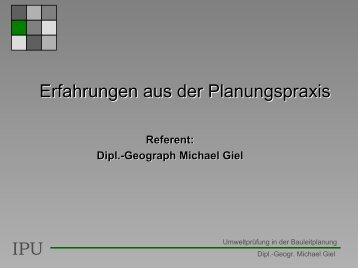 Vortrag als PDF-Datei (400 KB) - IPU