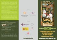 Espais de poder (triptic).indd - Università degli Studi di Verona