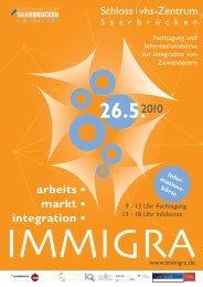 Infoblatt - IQ-Consult