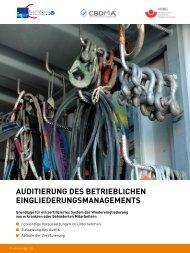 auditierung des betrieblichen eingliederungsmanagements - iqpr