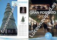 ARBOLES DE NAVIDAD artificiales - Alquiler de luces de Navidad
