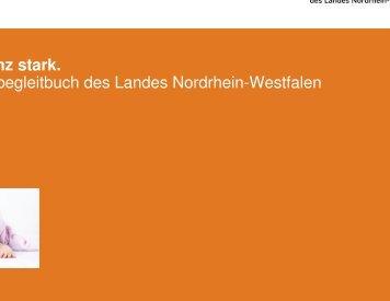 Das Elternbegleitbuch des Landes Nordrhein-Westfalen - Isa
