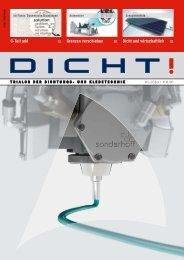 C-Teil adé Moderne dynamische Dichtungen ... - ISGATEC GmbH