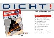 Download Media Information 2013 - ISGATEC GmbH