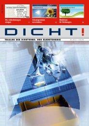 Maßgeschneiderte PTFE-Werkstoffe und ... - ISGATEC GmbH