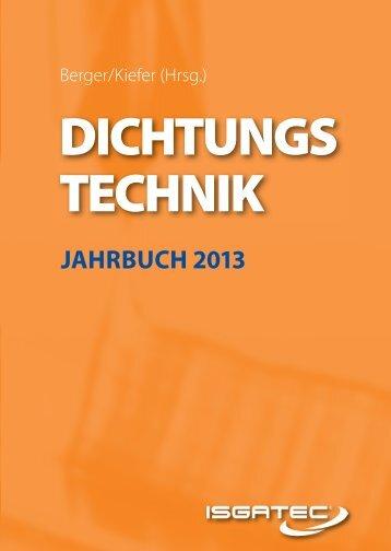 Veredelung von Dichtflächen mit ... - ISGATEC GmbH