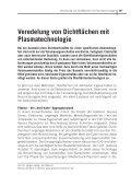 Veredelung von Dichtflächen mit ... - ISGATEC GmbH - Seite 2