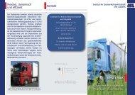 AMATRAK Flyer - Institut für Seeverkehrswirtschaft und Logistik