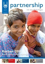 Kurban 2010 - Islamic Relief e.V.