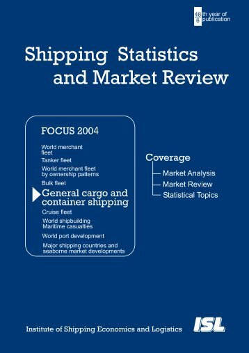 Shipping Statistics and Market Review - Institut für ...