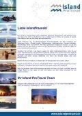 Winterkatalog DE 2010 - 2011 FINAL - Island ProTravel - Page 2