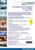 Winterkatalog DE 2010 - 2011 FINAL - Island ProTravel - Page 6