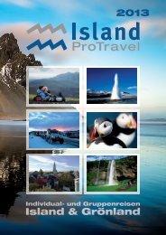 Katalog im PDF Format - Island ProTravel