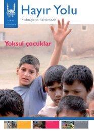 Yoksul çocuklar - Islamic Relief e.V.