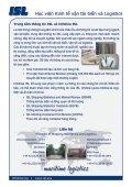 Thông tin Logistics Giáo sư - Page 4