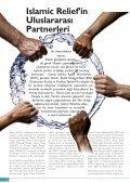 Islamic Relief'in uluslararas› partnerleri Islamic ... - Islamic Relief e.V. - Page 4