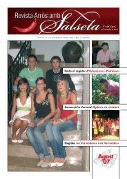 Agost '07 - Biblioteca Digital de les Illes Balears