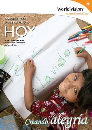 Boletín de diciembre de 2011 - World Vision España
