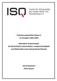 PDF, 1.4 M - Institut für Schulqualität
