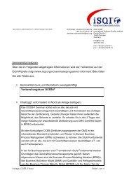 oose - Vorbereitungskurs OCEB_F.pdf - iSQI