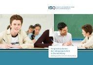 Rundschreiben Vergleichsarbeiten MBJS Nr. 11/2012 - Institut für ...