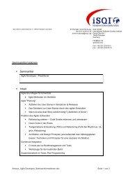 Anecon_Agile Developer_Seminarinformationen.pdf - iSQI