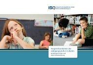 VERA 3 Broschüre Berlin - Institut für Schulqualität