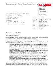 Informationsbrief LAL 7 online 2011 Berlin