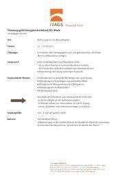 Trennungsgeld/Umzugskosten-Inland (TG- Work) - IT Agentur ...