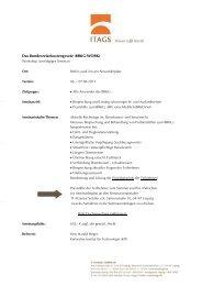 Das Bundesreisekostengesetz (BRKG-WORK) - IT Agentur Schäfer ...