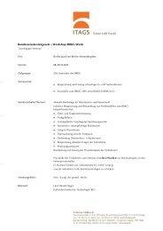 Bundesreisekostengesetz – Workshop (BRKG Work) - IT Agentur ...