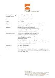 Trennungsgeld/Umzugskosten - Workshop (TG/UKV - Work ...