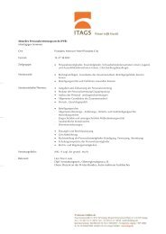 Aktuelles Personalvertretungsrecht - IT Agentur Schäfer e.K.