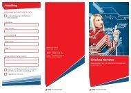 Einladung Workshop - IT-Consult Halle GmbH