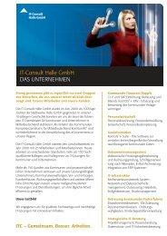 Unternehmensblatt A4.cdr - IT-Consult Halle GmbH