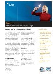 Flyer Bravo+ - IT-Consult Halle GmbH