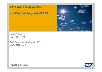 0008 Personalarbeit 2020-205 die Zukunft beginnt ... - Itelligence AG