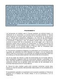 tribunal internacional del derecho del mar - International Tribunal for ... - Page 6