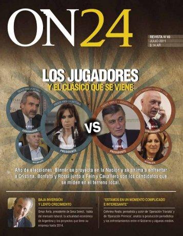 Faltan - Revista ON24