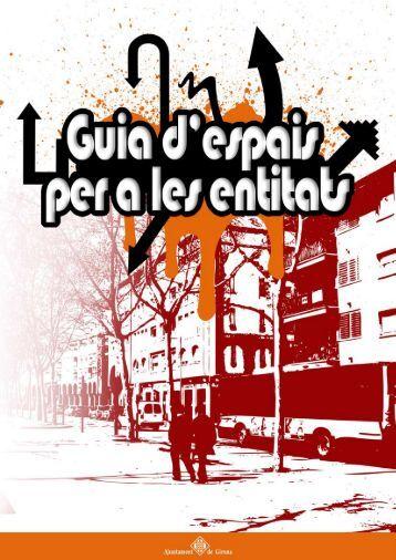 guia d'espais en pdf - Ajuntament de Girona