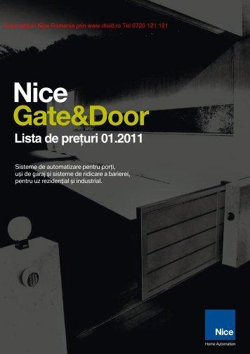 catalog nice