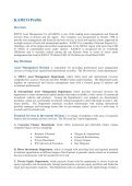 Kuwait Corporate Fact Sheet - Page 4