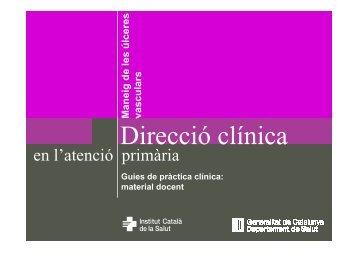 Direcció clínica