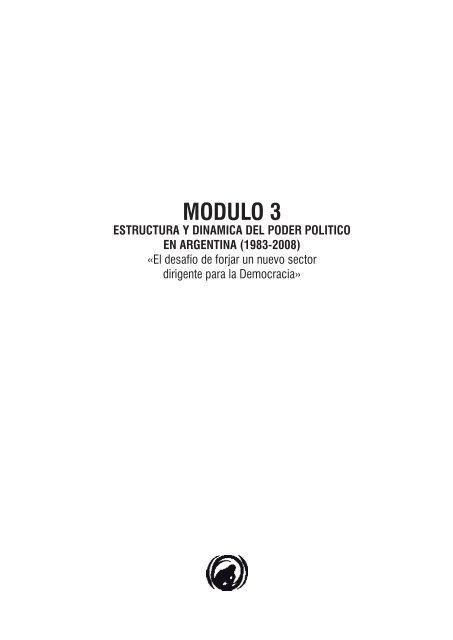 Modulo 3 Instituto Moisés Lebensohn
