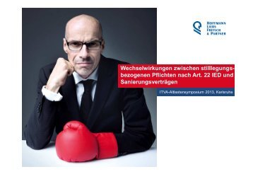RA Volker Hoffmann - ITVA