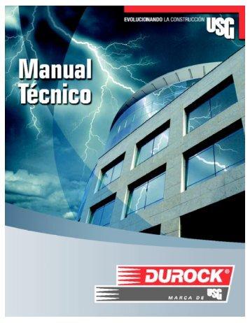 Manual durock2009 - Plafones e Interiores SA de CV
