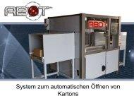Rolf Peters, K-Robotix GmbH