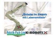 Rolf Peters, K-Robotix GmbH -