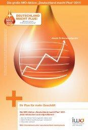 Deutschland macht Plus - Institut für wirtschaftliche Oelheizung e.V. ...