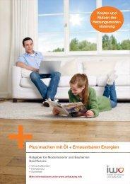 Broschuere Modernisierung Neubau - Institut für wirtschaftliche ...